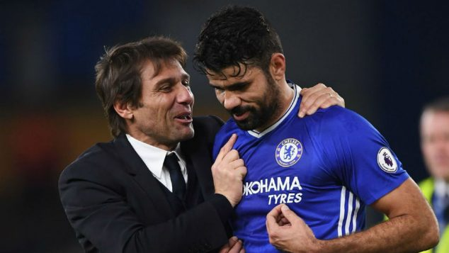 Conte-Costa, sosok dua temperamental yang berhasil mengangkat prestasi Chelsea musim ini